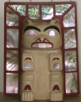 2005-Spirit Bear Frontlet -modified a